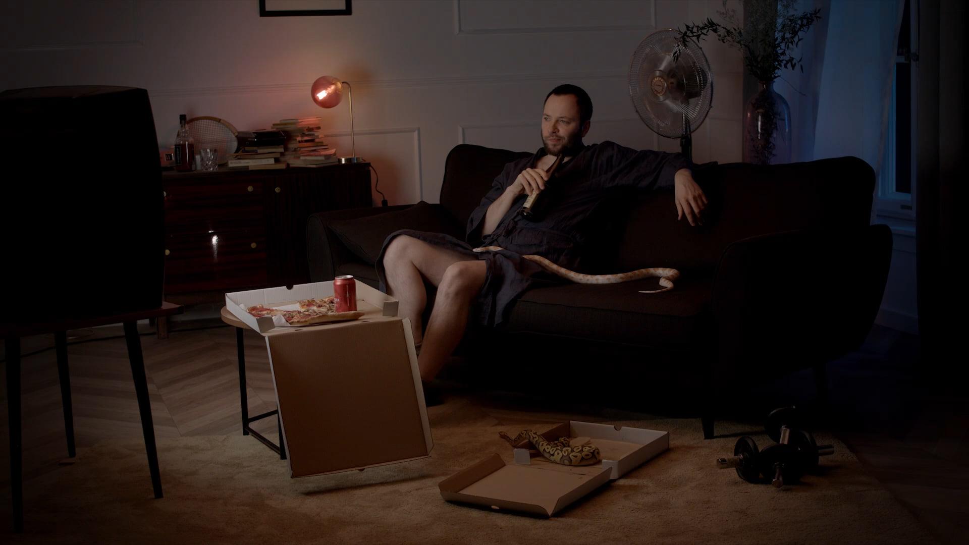Nuda jako mit założycielski